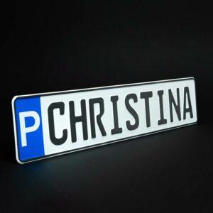 Parkplatzschild-Optimiert