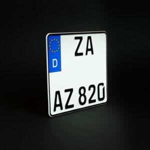 Motorradkennzeichen-Optimiert
